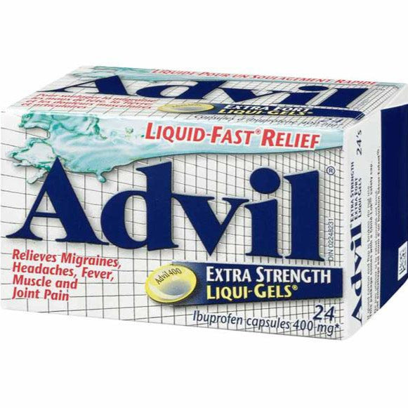 Advil Extra Strength 400 mg
