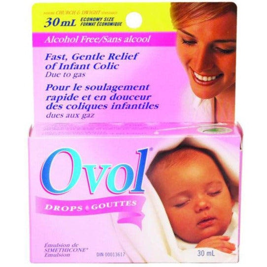 Ovol Drops for Infant Colic