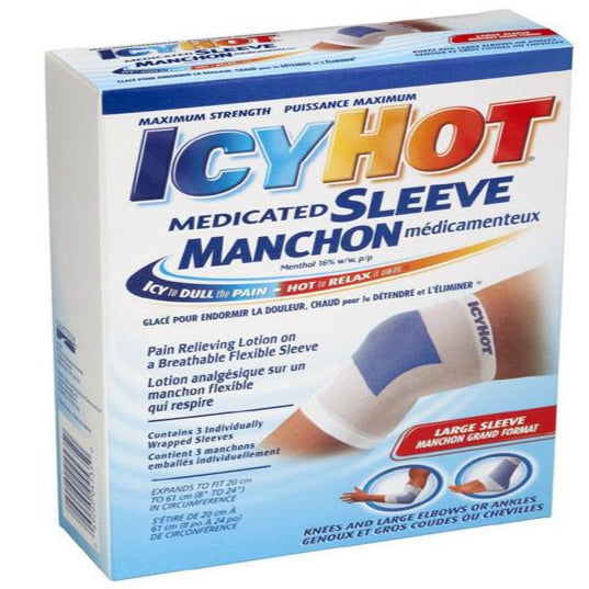 Icy Hot Medicated Sleeve