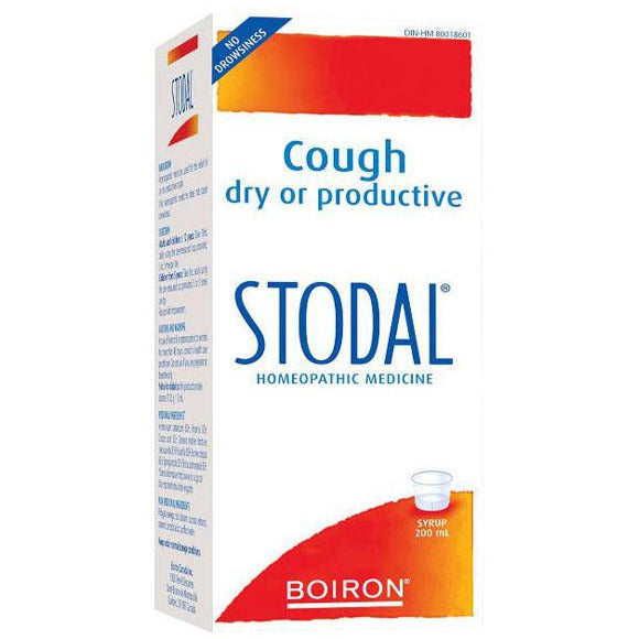 Stodal Adults Regular Cough Syrup