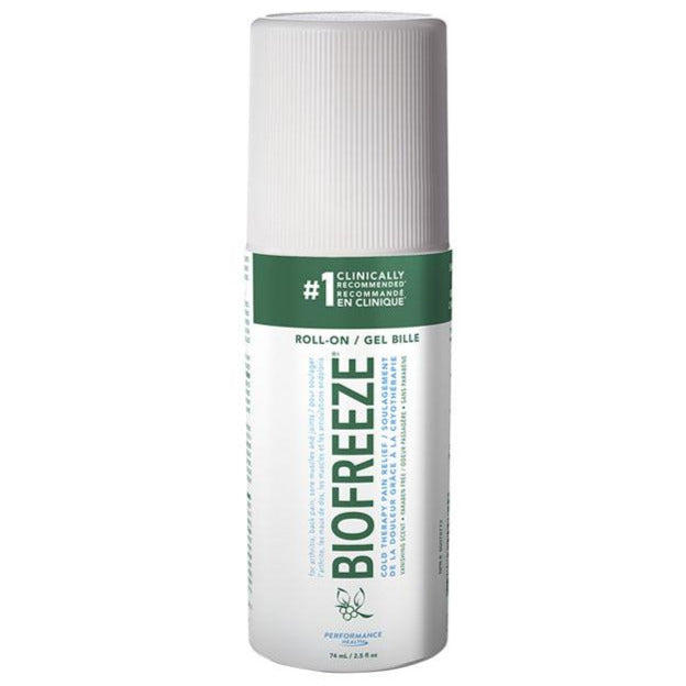 Biofreeze Cold Therapy Pain Relief - Roll-On