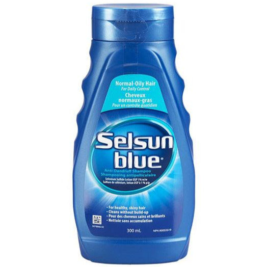 Selsun Blue Shampoo Normal Hair