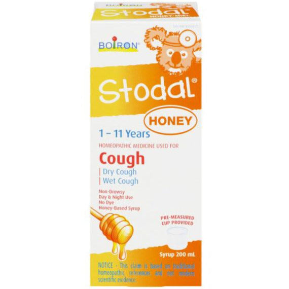 Stodal Children Honey Cough Syrup