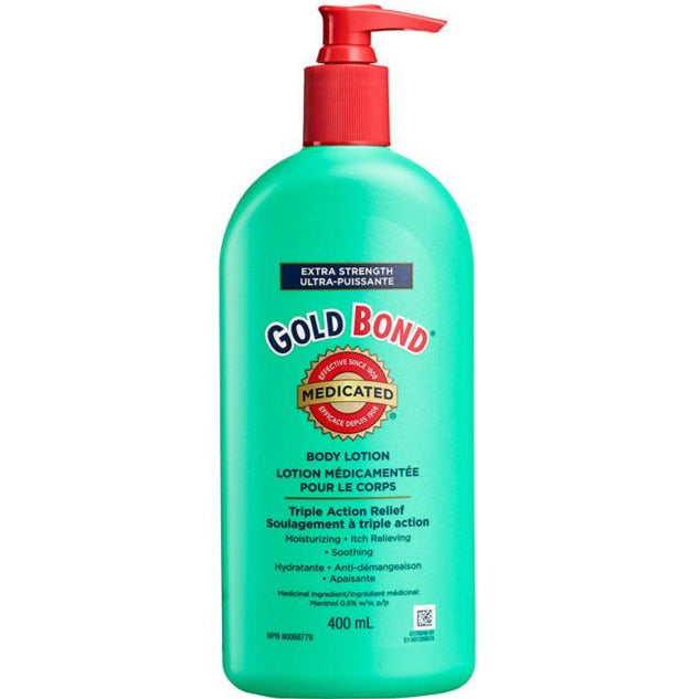 Gold Bond Medicated Extra-Strength Body Lotion