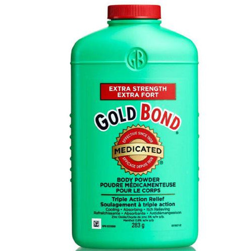 Gold Bond Medicated Body Powder Extra Strength