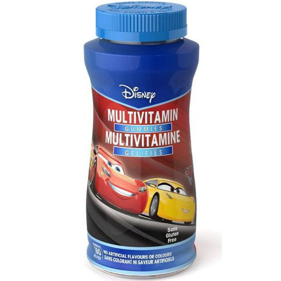 Nature's Bounty Disney Cars Multivitamin Gummies