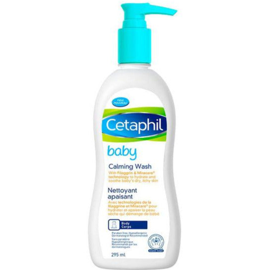 Cetaphil Baby Calming Wash