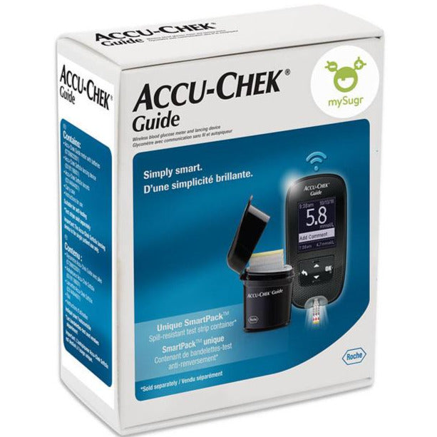 Accu-Chek Guide Blood Glucose Monitoring Meter