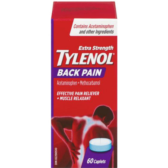 Tylenol Back Pain Extra Strength