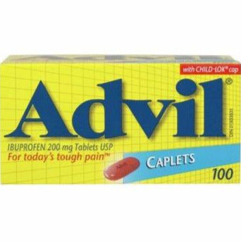 Advil 200 mg