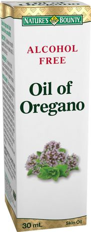 Nature's Bounty Oil of Oregano Liquid