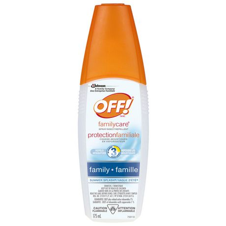 OFF! Family Protection Mosquito Repellents