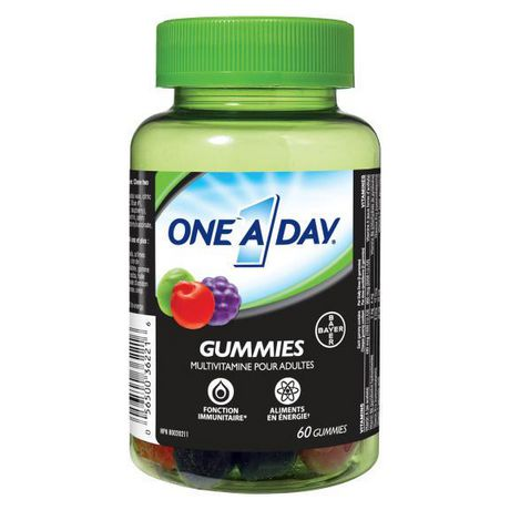 One a Day Adult Multivitamin Gummies