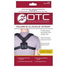 "Otc Figure 8 Clavicle Strap Medium( 30""-36"") Medium Support Latex Free"