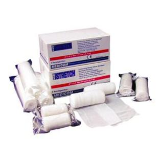 Non-Sterile Amd Conforming Bandage Roll, 4In X 4.1 Yds