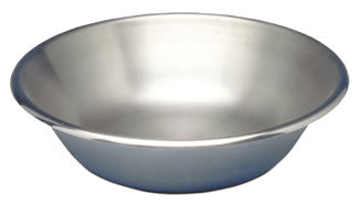 Stainless Steel Wash Basin, 3.7Qt