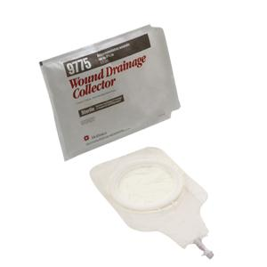 "Bx/3 Wound Drainage Collector W/O Barrier Sterile 4"" X8"""