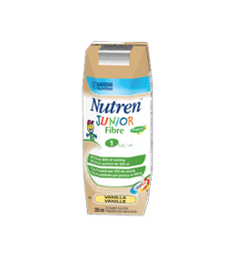 Nutren Junior Nutritional Formula With Prebio 1, Fibre, Vanilla, 250Ml (Non-Returnable)