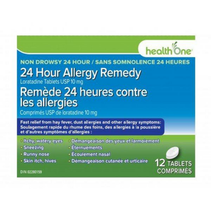 Health ONE Loratadine - Allergy Remedy
