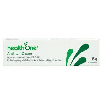Health ONE Anti-Itch Cream