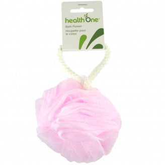 Health ONE Pastel Pink Bath Flower