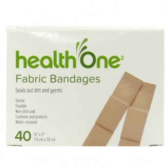 Health ONE Fabric Bandages