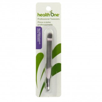 Health ONE Professional Diagonal Tweezers