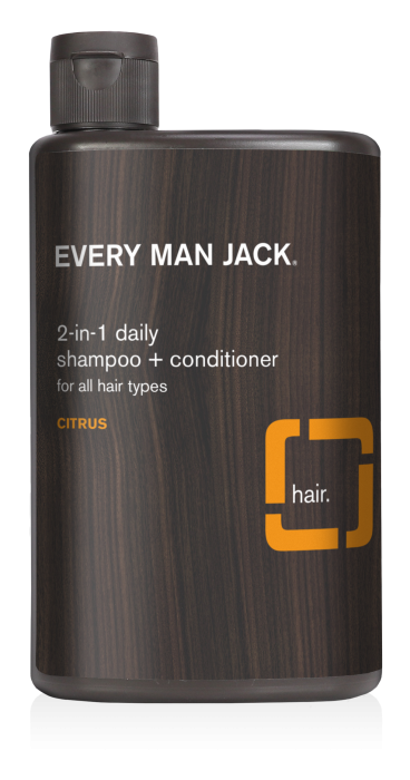 Every Man Jack 2-in-1 Daily Shampoo + Conditioner - Citrus