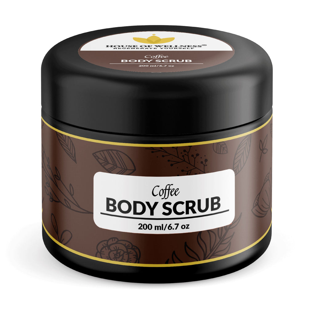 Coffee Body Scrub - 200ml