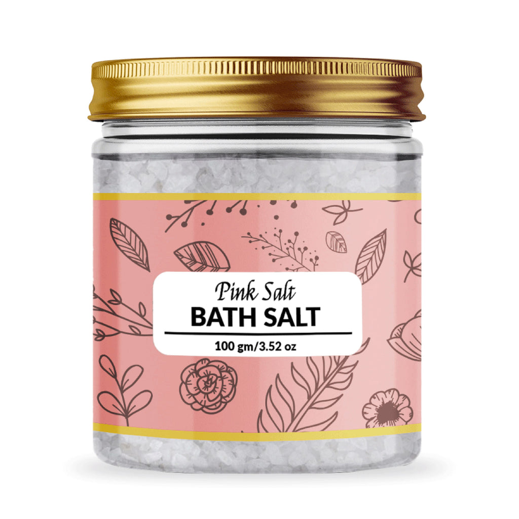 Pink Salt Bath Salt - 100 gm