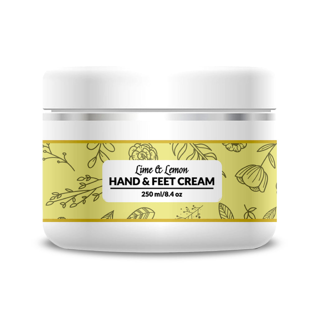 Lime & Lemon Hand & Feet Cream