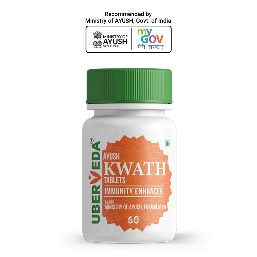 AYUSH Kwath Immunity Booster Tablets - 60 Tablets