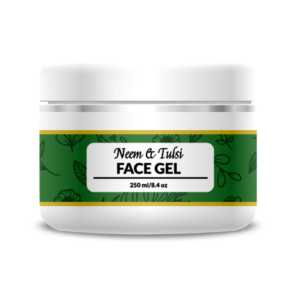 Neem & Tulsi Face Gel - 250 ml
