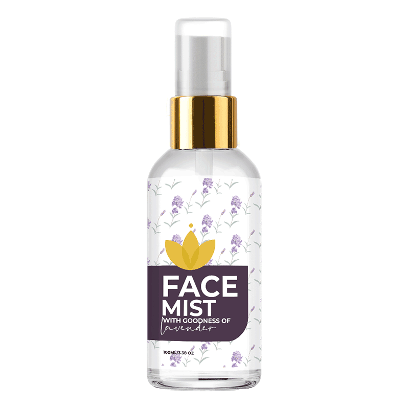 Lavender Face Mist - 100 ml