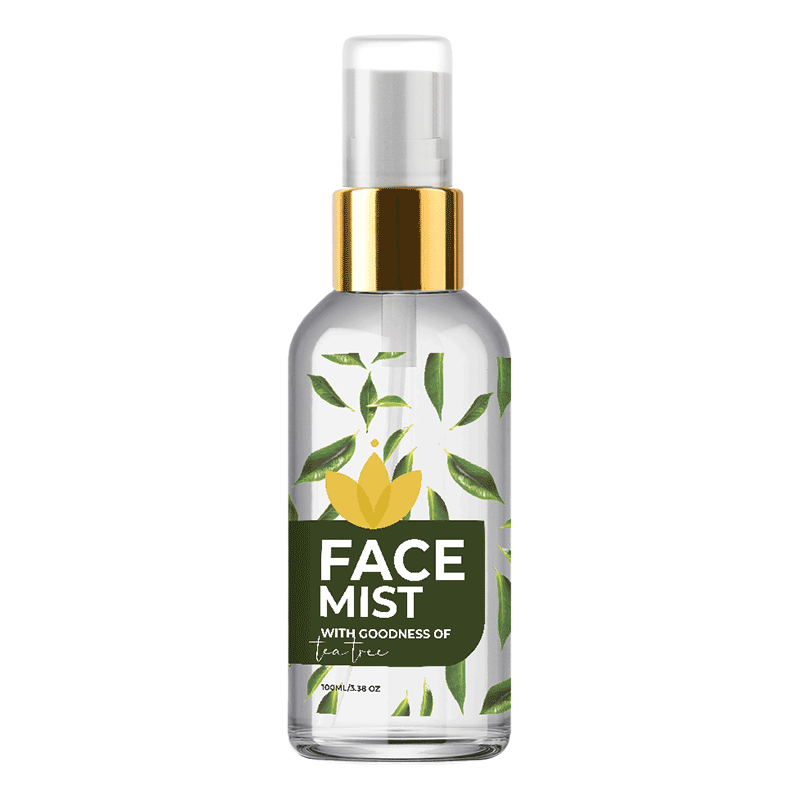 Tea Tree Face Mist - 100 ml