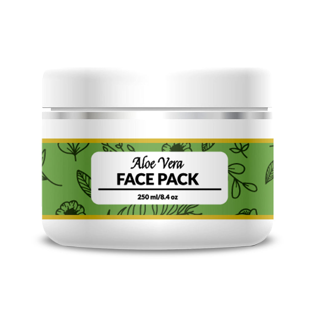 Aloevera Face Pack - 250 ml