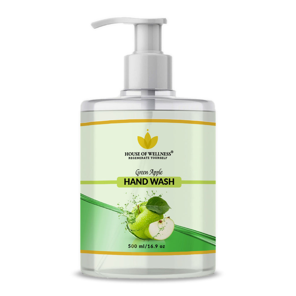 Green Apple Hand Wash - 500 ml