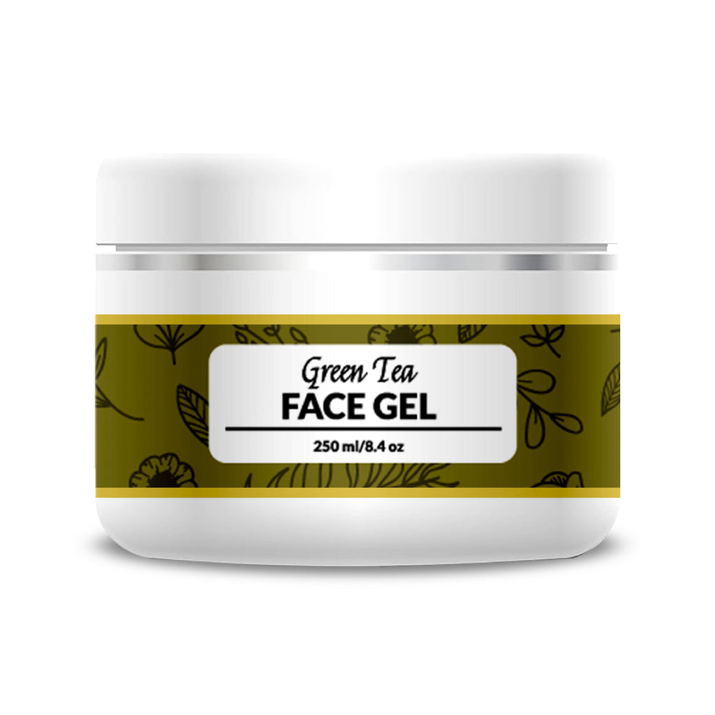 Green Tea Face Gel - 250 ml