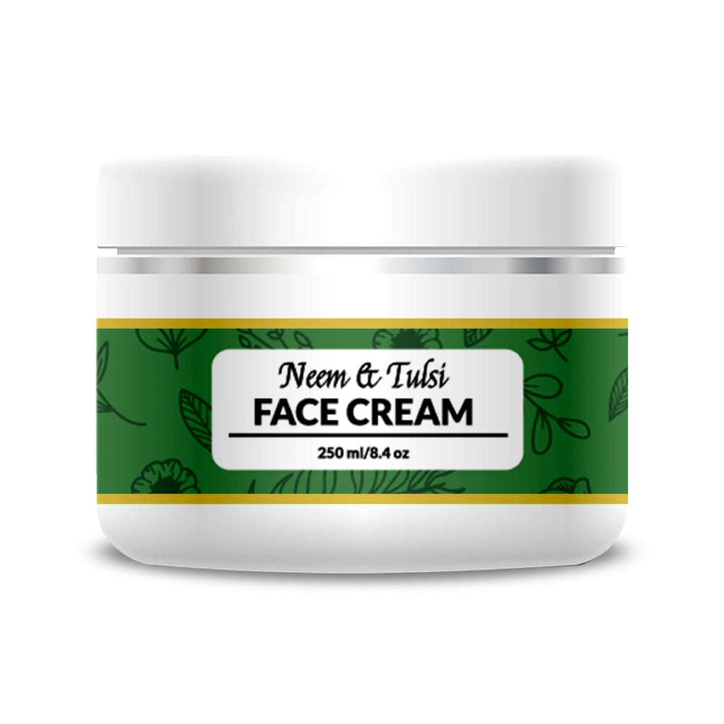 Neem & Tulsi Face Cream - 250 ml