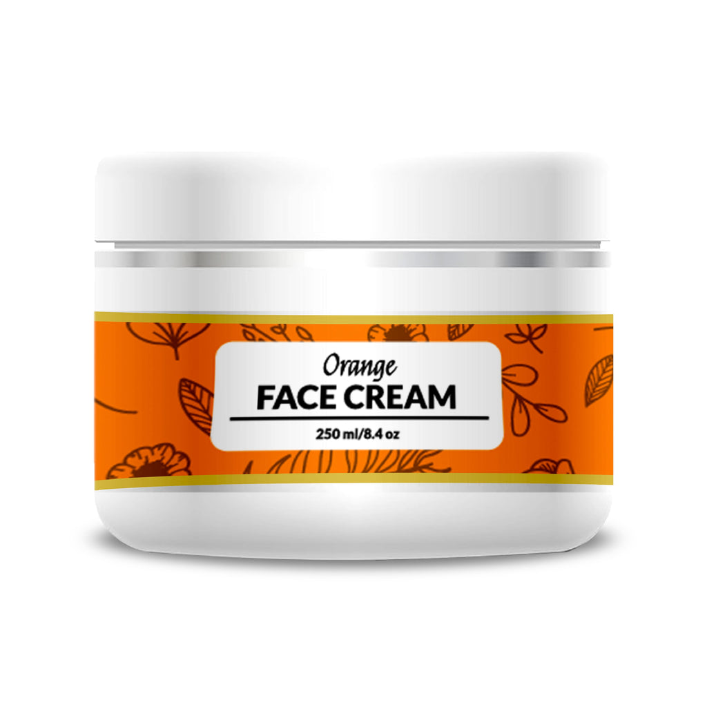Orange Face Cream - 250 ml