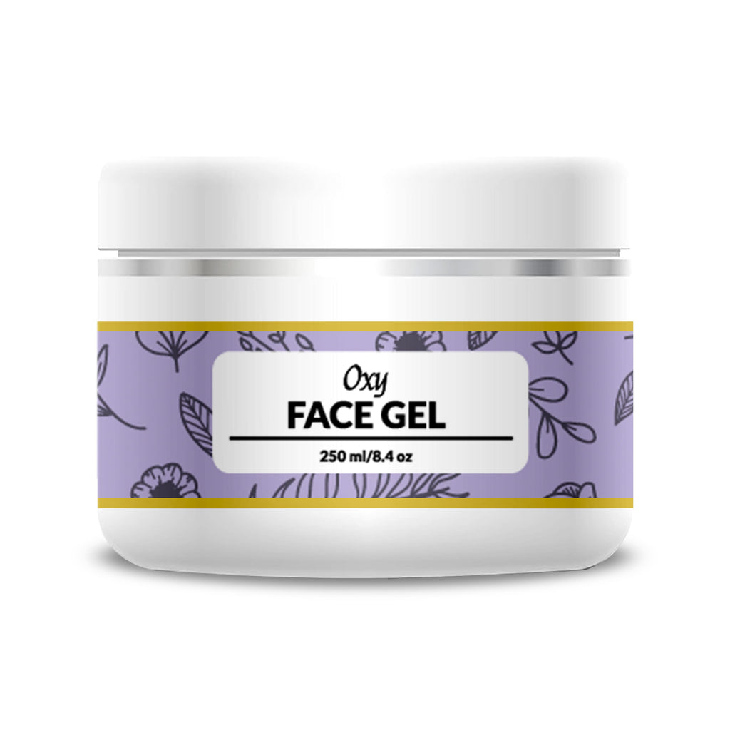 Oxy Face Gel - 250 ml