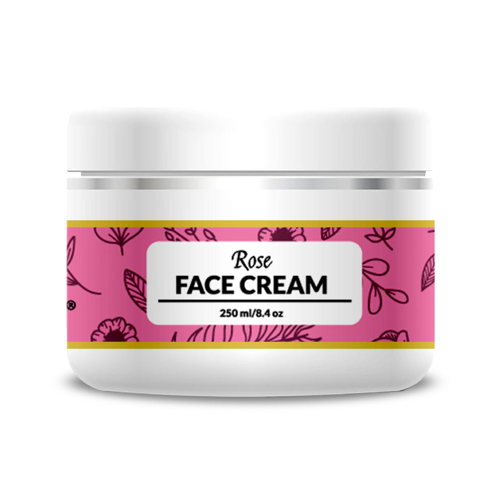 Rose Face Cream - 250 ml