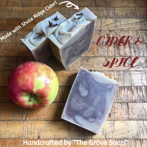 Cider & Spice Soap Bar