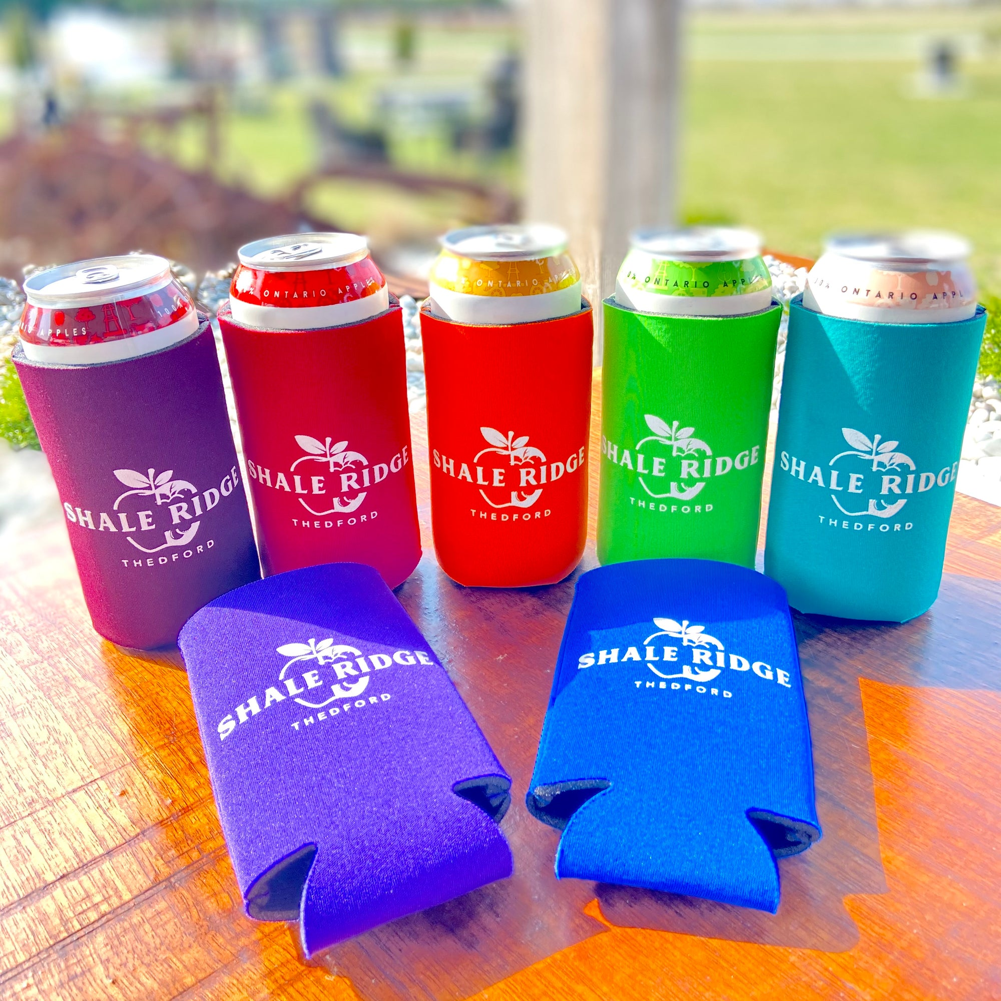 Shale Ridge Tall Can Koozies