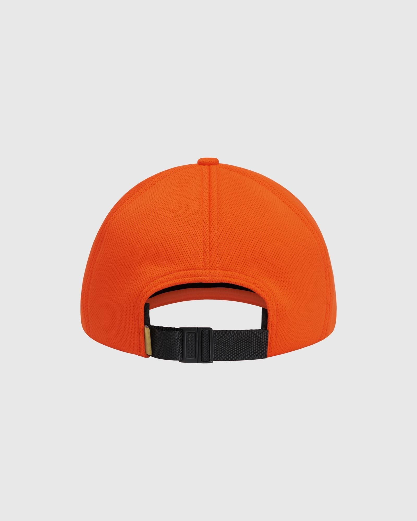 BIRDSEYE 6-PANEL CAP - ORANGE IMAGE #4