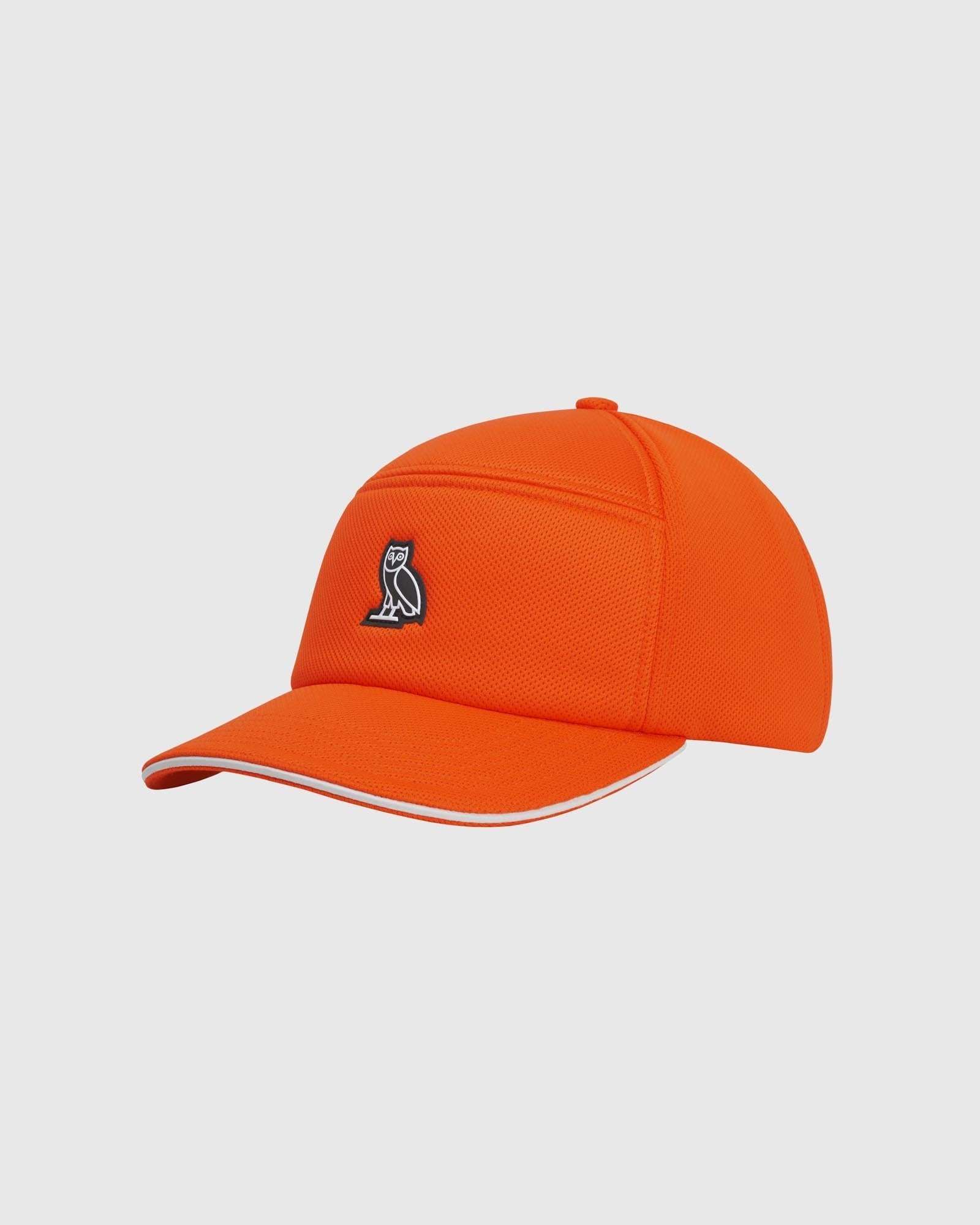 BIRDSEYE 6-PANEL CAP - ORANGE IMAGE #3
