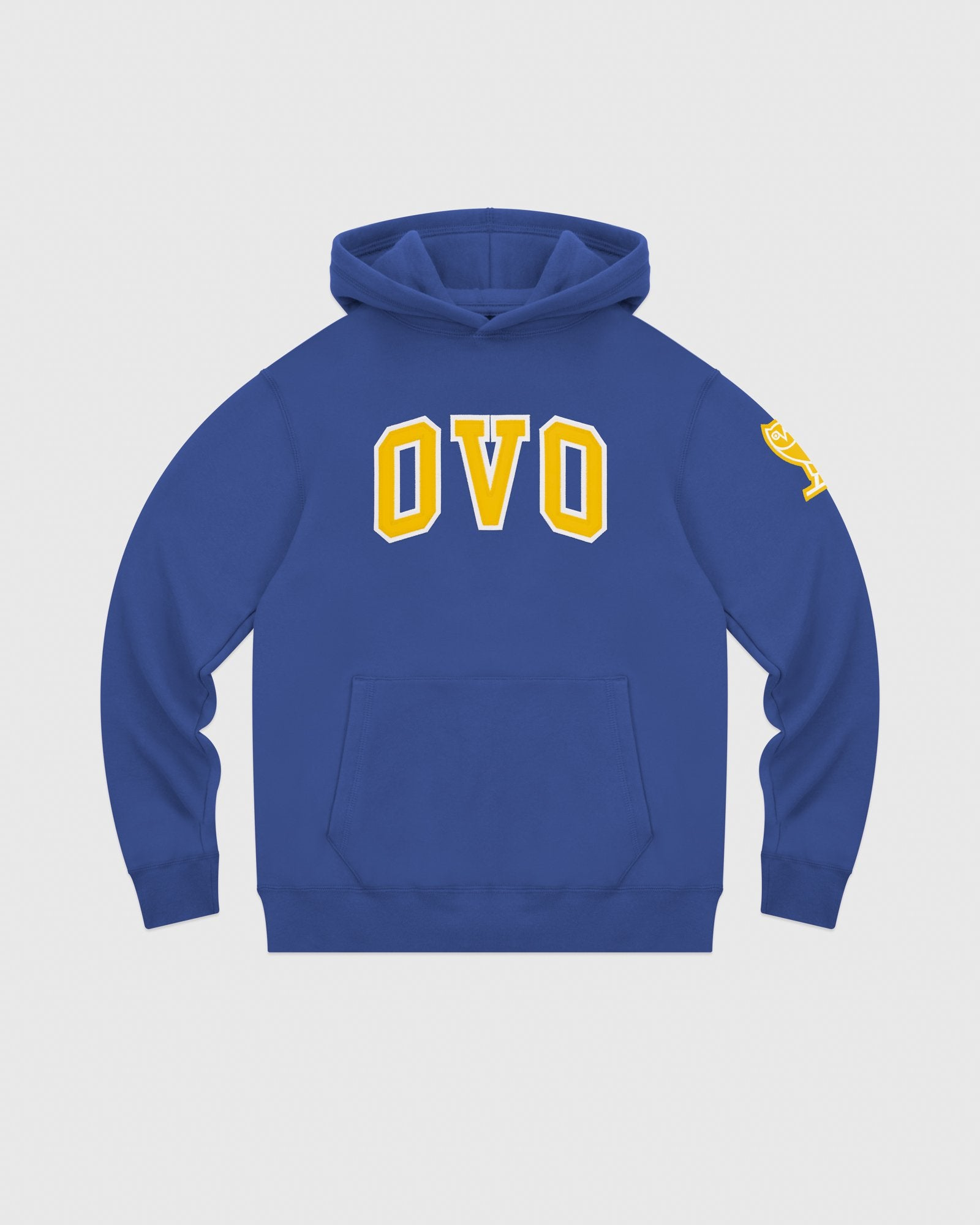 ARCH HOODIE - ROYAL BLUE IMAGE #1