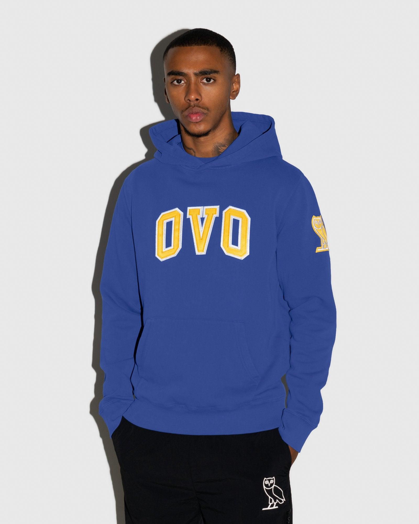 ARCH HOODIE - ROYAL BLUE IMAGE #2