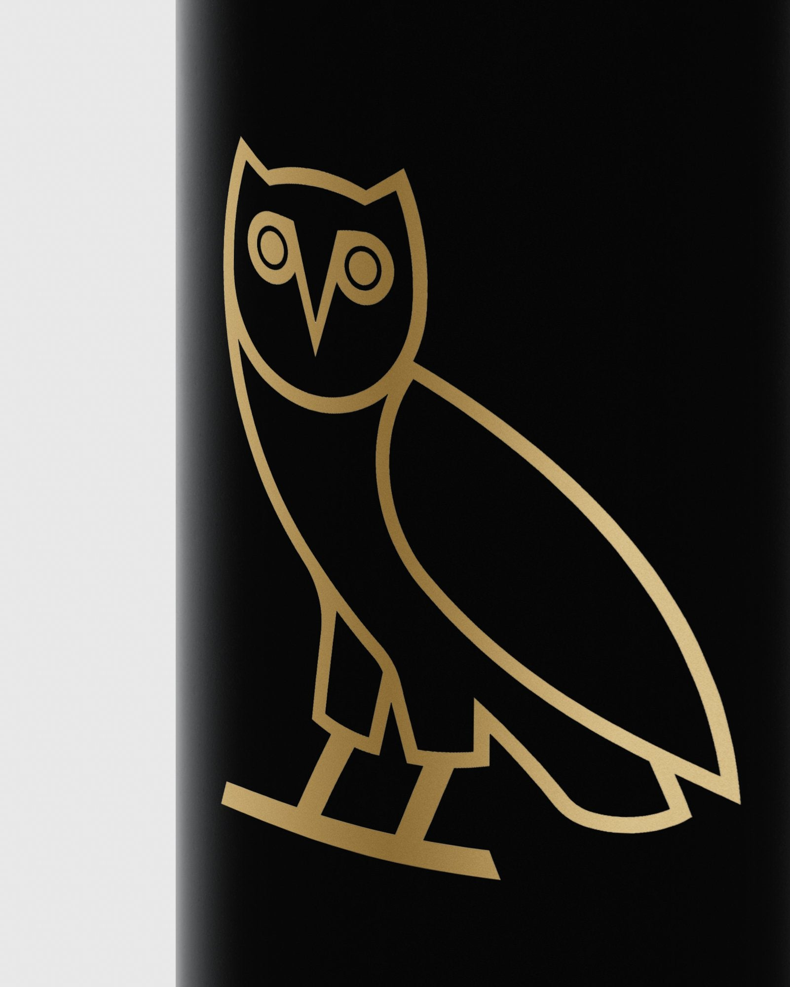 OVO OWL SQUEEZE BOTTLE - BLACK IMAGE #2