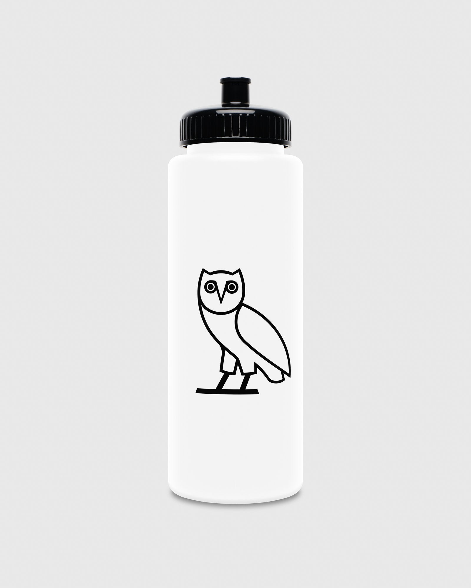 OVO OWL SQUEEZE BOTTLE - WHITE IMAGE #1